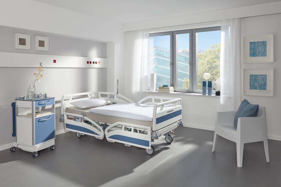 Медицинская мебель - виды, особенности, требования